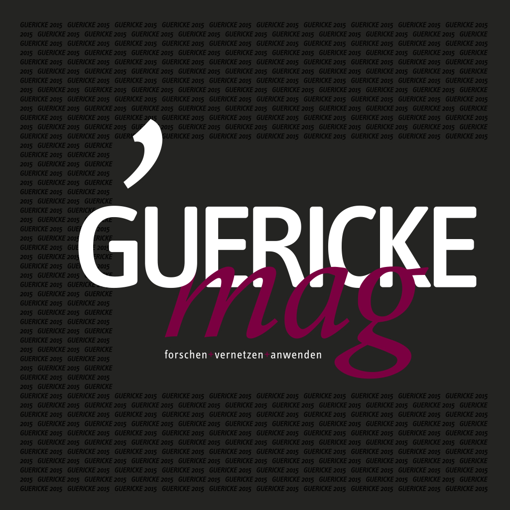 App Symbol Guericke mag