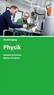 Physik Flyer